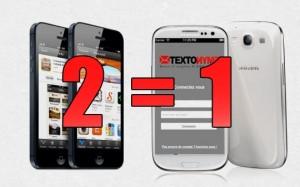 TXNYME - 1 telephone virtuel sms