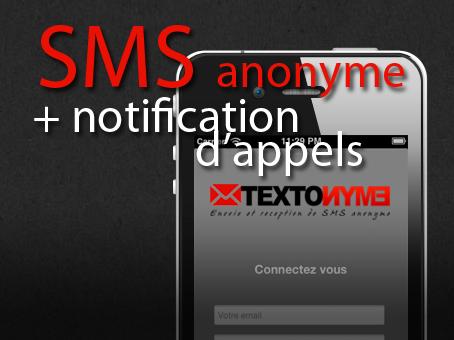 Texto - sms et notification d appel