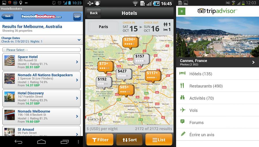 TXbl - Appli Vacances Iphone 1